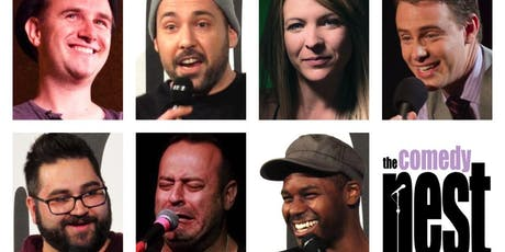 Sunday Funday September 15th at The Comedy Nest tickets