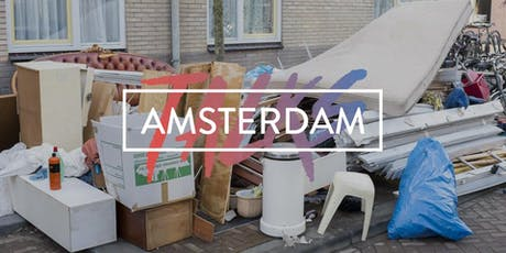 Amsterdam Talks - How Dirty is your City? tickets