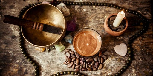 Samhain Cacao Ceremony with Kate Magic