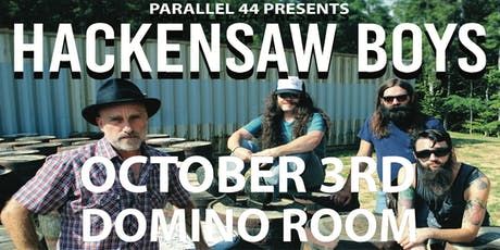 HACKENSAW BOYS LIVE IN BEND tickets