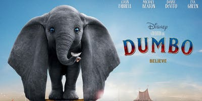 Dumbo (+ Pizza!)