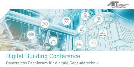 Digital Building Conference billets