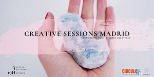 Creative Sessions Madrid - Networking para mujeres...