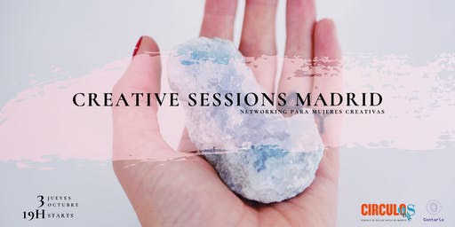 Creative Sessions Madrid - Networking para mujeres creativas