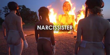 LADA Screens: Narcissister tickets
