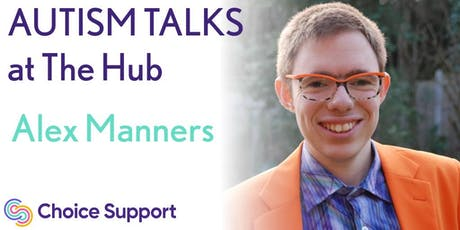 Autism Talks - Alex Manners tickets
