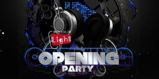 Opening Party (sesión LIGHT)