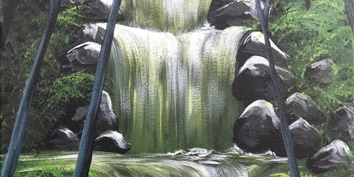 Emerald Falls Brush Party - Princes Risborough
