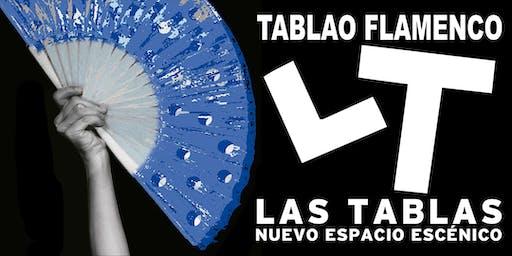 Espectáculo Flamenco Las Tablas - Octubre