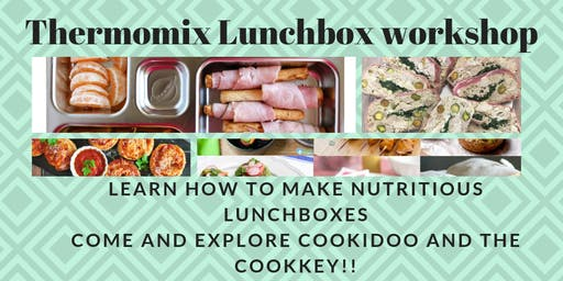Lunchbox made easy in the Thermomix