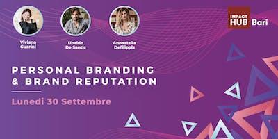 "Workshop: ""Personal branding e Brand reputation"""