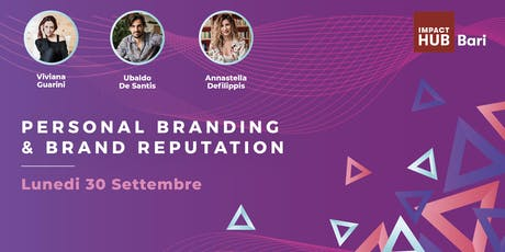 "Workshop: ""Personal branding e Brand reputation"" biglietti"