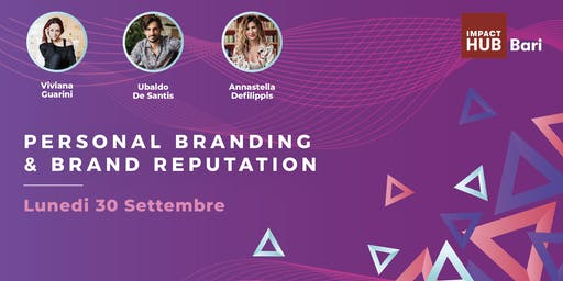 "Workshop: ""Personal branding e Brand reputation"""