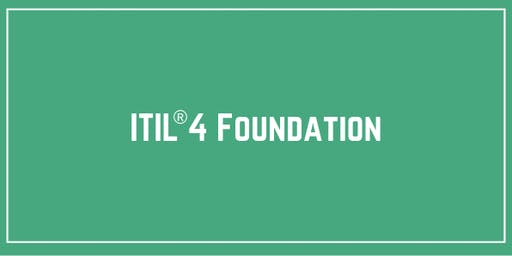 ITIL® 4 Foundation Training & Certification in Chicago