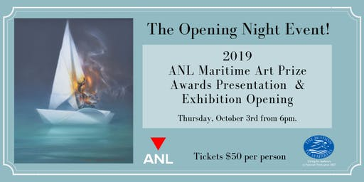 2019 ANL Maritime Art Prize & Exhibition Opening Event