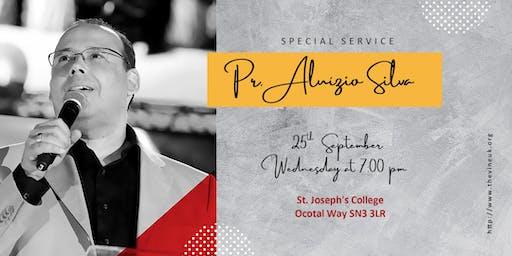 Special Service with Pr. Aluizio