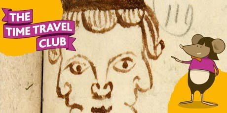 Time Travel Club: doodles and daydreams tickets