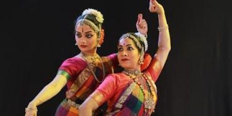 Bharatnatyam Recital Gaana Nritya Academy tickets