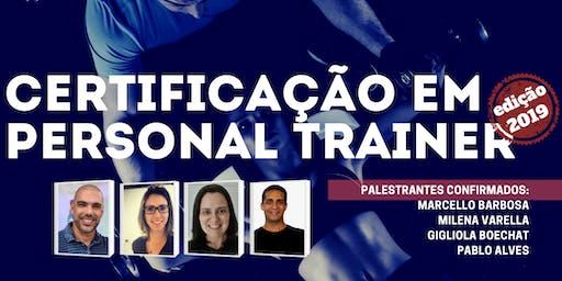 Certificação em Personal Trainer 2019