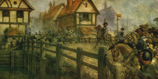 The Battle of Turnham Green - A talk by Simon Marsh