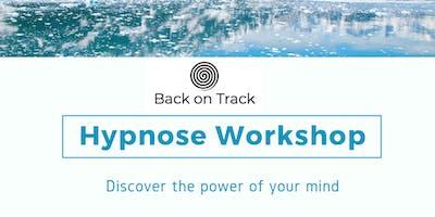 Back on Track Hypnose Workshop