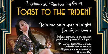 Neptune Cigars 20th Anniversary Party tickets