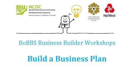 Build a Business Plan tickets