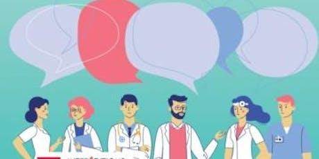 Pratique  regard appréciatif pour des organisation en santé billets