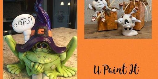 U Paint It Ceramics - Whitetail Run Crafts