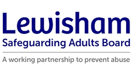 FREE Adult Safeguarding Networking Events in Lewisham tickets