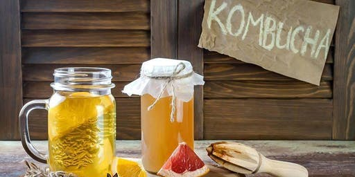 Kombucha Workshop, Open Mind Cafe, Crewe