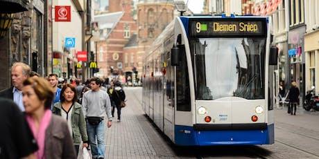 Amsterdam Sounds: meetsafari in de stad tickets