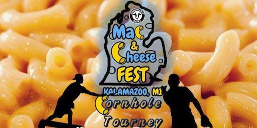 Mac & Cheese Fest Cornhole Tourney 2019