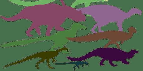 Dinosaur Detectives (Parbold) tickets