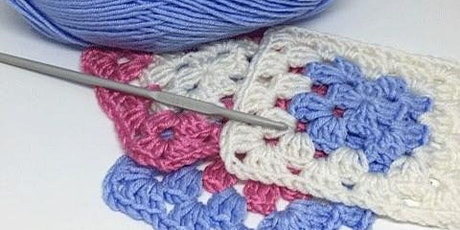 Crocheted Granny Squares tickets