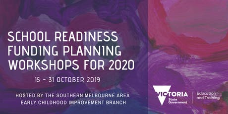 City of Greater Dandenong SRF Planning Workshop tickets