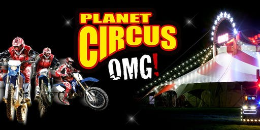 Planet Circus The WOW Factor, Western Super Mare!