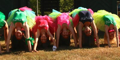5 WK TUMBLING ACRO CONTORTION Workshop for Ages 7-12 Five Weeks  $69.00