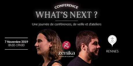 What's Next Rennes tickets