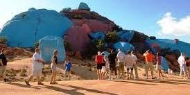 Séjour nature et culture à Tafraout.