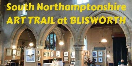 South Northants Art Trail at Blisworth Parish Church