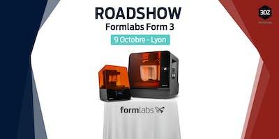 Roadshow Formlabs: l'impression 3D Formlabs à Lyon. Cours gratuit.
