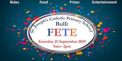 St Joseph's Bulli Catholic Primary School FETE