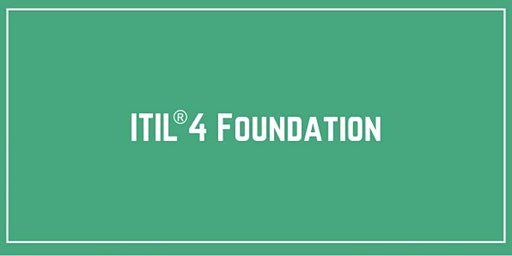ITIL® 4 Foundation Training & Certification in Atlanta