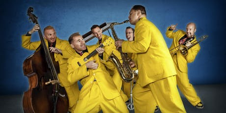 The Jive aces Big beat revue 2020 tickets