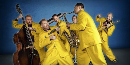 The Jive aces Big beat revue 2020