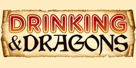 Drinking & Dragons - September 2019 tickets