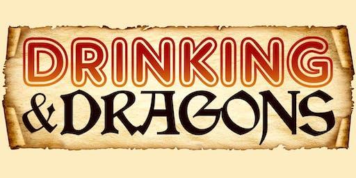 Drinking & Dragons - December 2019