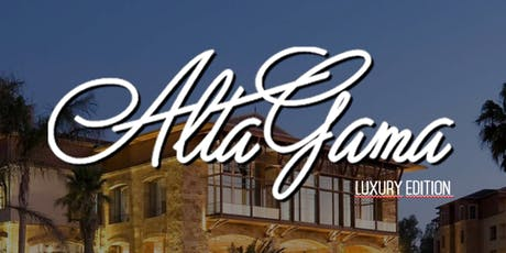 Alta Gama Luxury Edition 2019 entradas