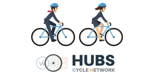 Hubs Cycle Network - October Ride